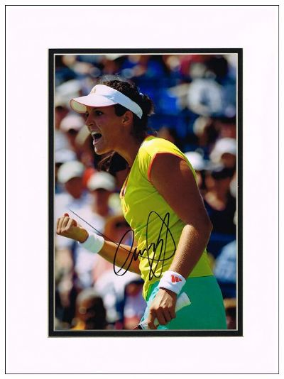 Laura Robson Autograph Photo Signed For Sale Tennis